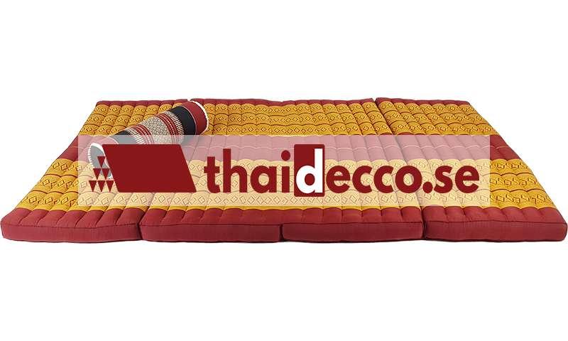 Golvmadrasser & Solbäddar | Handgjorda från Thailand | Thaidecco.se