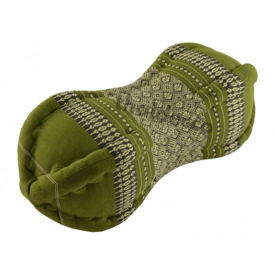 Headrest cushion Papaya - Green/White