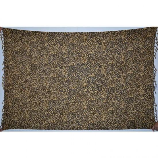 Sarong - Gepard - Brown
