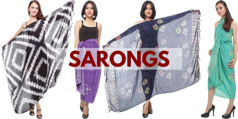 Sarongs from Thaidecco