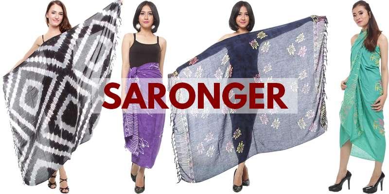 Saronger och Pareos från Thaidecco