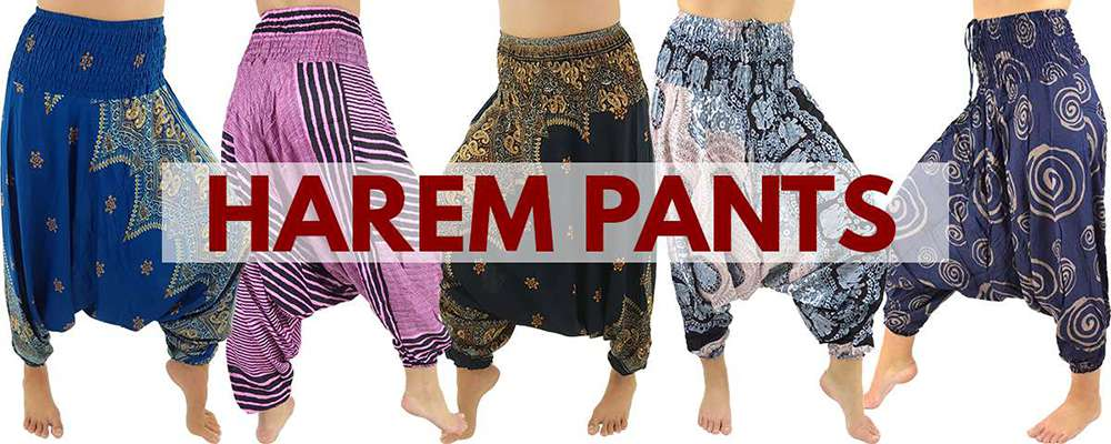 Harem pants from Thaidecco